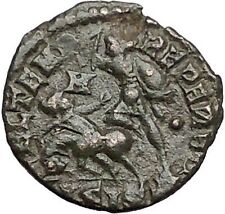 Julian II as Caesar 355AD Authentic Ancient Roman Coin Battle Horse man i55593