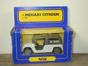 Citroen Mehari - Polistil E27 Italy 1:43 in Box *53528