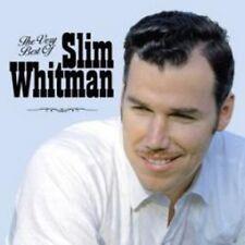 Slim Whitman - The Very Best Of Slim Whitman (NEW CD)