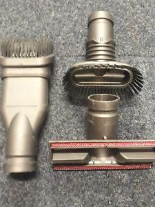 Dyson DC34/35 DC44 DC58/59 Sv03/05 V6 handheld Tool set stair combi and brush