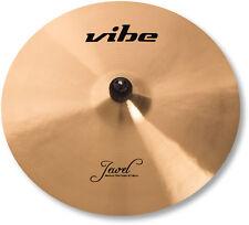 "16"" Vibe Jewel Traditional Medium Thin Crash Becken Cymbal B20 mit Zertifikat"