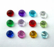 Round 3mm Crystal Mixed Floating Birthstone Charms For Memory Locket BS001_Mix