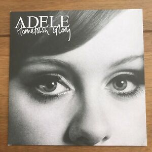 "Adele - Hometown Glory 7"" Vinyl (2)"