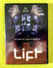 Lift ~ New DVD Movie ~ Alien Invasion Sci-Fi ~ Shaun Johnston Kim Hogan