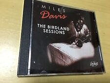 MILES DAVIS – THE BIRDLAND SESSIONS (VGC) HALF NELSON, OUT OF THE BLUE / JAZZ