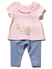 Disney Baby Girls Winnie the Pooh Top and Leggings Outfit BNWT