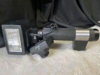 Sunpak Auto 611 Thyristor Handle Mount Camera Flash