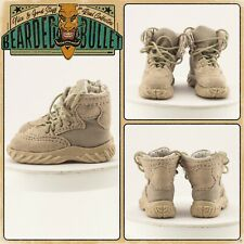 1/6 tan Tactical boots / Seal Team 10 / SOLDIER STORY