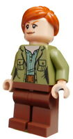 Lego Claire Dearing Jurassic World Minifigur Legofigur Figur Minifig jw021 Neu