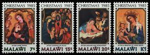 Malawi 1985 - Mi-Nr. 457-460 ** - MNH - Weihnachten / X-mas