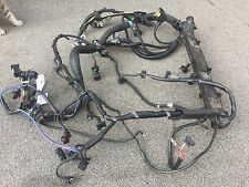 81K! MERCEDES R230 SL500 SL500R ENGINE FUEL INJECTOR COIL PACK WIRE HARNESS OEM