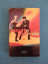 "ROXETTE          ""JOYRIDE""       CASSETTE  SINGLE  /  USED"