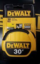 DEWALT DWHT36109 TAPE MEASURE 30 FT