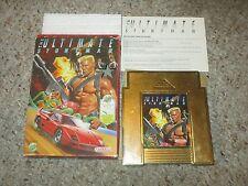 The Ultimate Stuntman (Nintendo Entertainment System NES, 1990) Complete GOOD