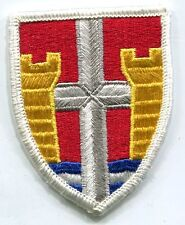 US ARMY PUERTO RICO NATIONAL GUARD HQ PATCH - COLOR
