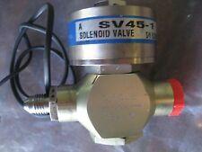 Circle Seal Controls 3600psi 24VDC Solenoid Valve Part# SV45-1