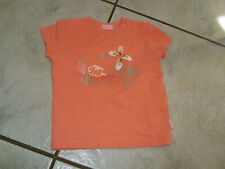 % Traum T-Shirt PAMPOLINA Gr.80 lachs orange Ocean w.Neu