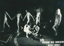 LEGEND OF THE WITCHES  1970 PHOTO ORIGINAL #6 WITCHCRAFT  IN U.K. DOCUMENTARY