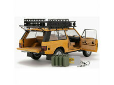 ALMOST REAL RANGE ROVER RANGE  CAMEL TROPHY 1981 in 1/18 Scale New Release!