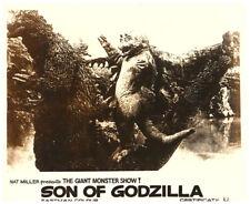 Son Of Godzilla original Lobby Card 1967 Japanese Monster movie