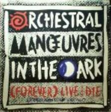 OMD (Forever) Live And Die US 12""
