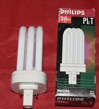 Philips Kompaktleuchtstofflampe PL-T 26W/83/2P  GX24d3 10 Stück (230)