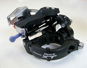 Shimano Deore XT Kettenumwerfer 3-Gang