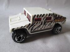1991 Hot Wheels Humvee Jungle Safari Hummer Racer Truck - Malaysia (Minty)