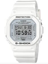 G-Shock par Casio Unisexe Digital DW5600MW-7 Montre Marine Blanc Timepiece