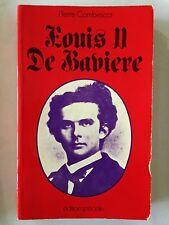 LOUIS II 2 DE BAVIERE 1972 PIERRE COMBESCOT