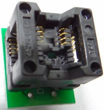new SOP8 SOIC8 SOIC to DIP8 socket programmer adapter for EEPROM 24c** 93c**-U27