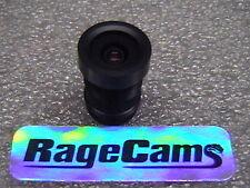 2.8MM Helmet Cam CCD Lens Archos-Sony-Sharp 130 Degree FOV Wide Angle View Glass