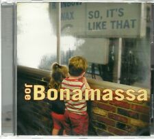 CD (NEU!) JOE BONAMASSA - So, it's like that (The hard way Pain and Sorrow mkmbh