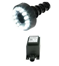 LED Fountain Accent Light (12 volt w/transformer) 84009