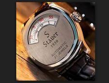 STAUER 1930 Dashtronic Stainless Steel Automatic  Wristwatch - NEW!!!