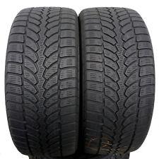 2 Stück 265/50 R19  Bridgestone - Blizzak Lm-80 - Winterreifen - Extra Load 110V