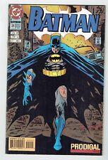 DC Comics Provenance US - Batman N°514 - Janvier 1995 - Prodigal 9