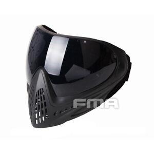 FMA Airsoft Mask F1 Full Face Mask Paintball Mask Anti-fog Protection Goggle