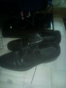 Pair Of Mens Size 11 Leather Shoes (new)