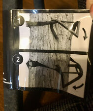 Primal Vantage Co~Tree Stands V-steps New W/ Tags & Instructions~2 Pack~