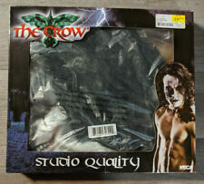 THE CROW NECA Official Studio Quality Halloween Costume, Cosplay Mask Prop