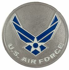 U.S. AIR FORCE Metal Trailer Hitch Cover (TH012) - NEW!