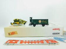 BL376-1# Märklin H0/AC 48806 Steiff-Set: Freight Car Kwste Nem Kk Etc. , Mint+