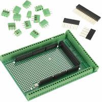 1 Set MEGA-2560 R31 Prototype Screw Terminal Block Shield Board Kit For Arduino#