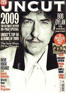 MAGAZINE UNCUT 2010 # 152 - BOB DYLAN/THE BEATLES/SPECIAL AKA/GASLIGHT ANTHEM