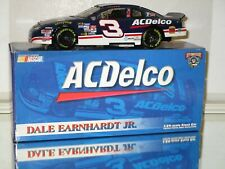 1998 Dale Earnhardt Jr #3 ACDelco AUTOGRAPHED 1/24 car GREAT LOOKING Must Have