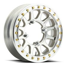 Method 401R Racing Beadlock Machine Face Finish ATV/UTV RZR Wheel 15x5 4/156