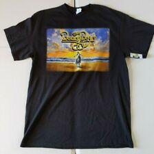 Beach Boys 50th Anniversary Tour Black T Shirt New Official Large