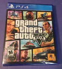 Grand Theft Auto V [ GTA V / GTA 5 / GTA Online ] (PS4) NEW