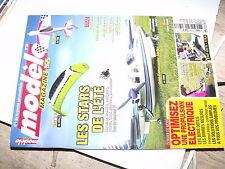 µµ Modele Magazine RCM n° 766 Oxy 3.0 Acrobat P-38 L-Spatz 55 Tomcat Toruk AP10